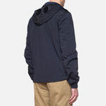 Мужская куртка C.P. Company Mille Miglia Garment Dyed Navy фото- 2