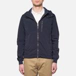 Мужская куртка C.P. Company Mille Miglia Garment Dyed Navy фото- 11