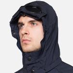 Мужская куртка C.P. Company Mille Miglia Garment Dyed Navy фото- 4