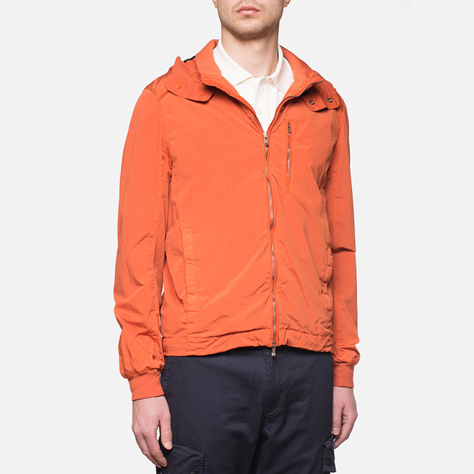 Мужская куртка C.P. Company Mille Miglia Garment Dyed Orange