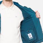 Мужская куртка C.P. Company Mille Miglia Garment Dyed Turquoise фото- 9