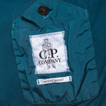 Мужская куртка C.P. Company Mille Miglia Garment Dyed Turquoise фото- 10
