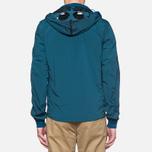 Мужская куртка C.P. Company Mille Miglia Garment Dyed Turquoise фото- 3