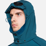 C.P. Company Mille Miglia Garment Dyed Turquoise photo- 4