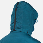 Мужская куртка C.P. Company Mille Miglia Garment Dyed Turquoise фото- 5
