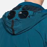 Мужская куртка C.P. Company Mille Miglia Garment Dyed Turquoise фото- 7