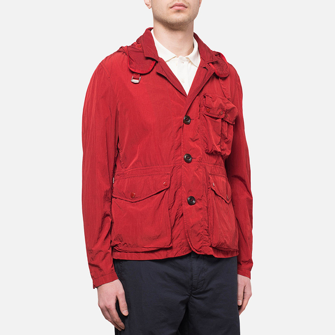 Мужская куртка C.P. Company Mille Miglia Travel Jacket Red