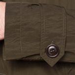 Пальто C.P. Company Mille Miglia Trench Coat Olive фото- 7