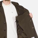 Пальто C.P. Company Mille Miglia Trench Coat Olive фото- 9