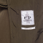Пальто C.P. Company Mille Miglia Trench Coat Olive фото- 10