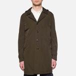 Пальто C.P. Company Mille Miglia Trench Coat Olive фото- 11