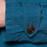 Пальто C.P. Company Mille Miglia Trench Coat Turquoise фото- 8