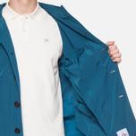 Пальто C.P. Company Mille Miglia Trench Coat Turquoise фото- 11