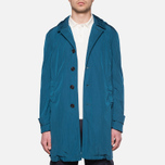 Пальто C.P. Company Mille Miglia Trench Coat Turquoise фото- 13