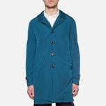Пальто C.P. Company Mille Miglia Trench Coat Turquoise фото- 10