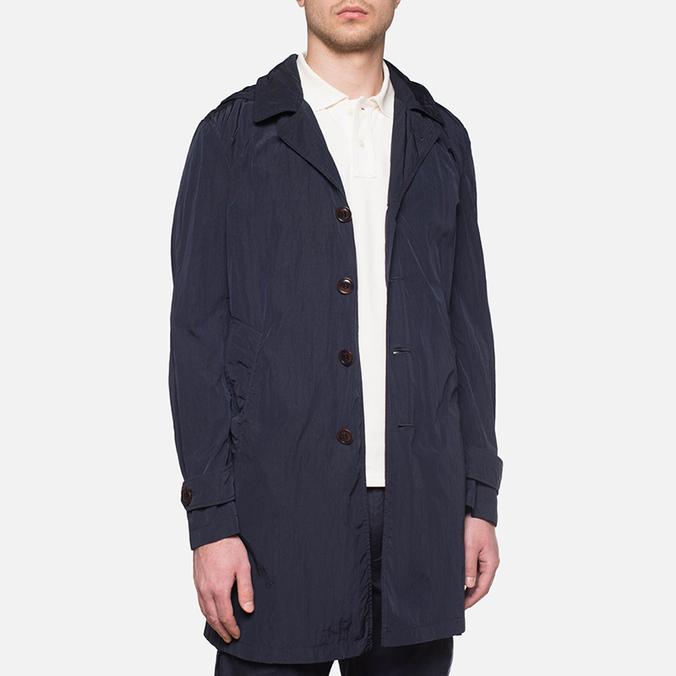 Мужское пальто C.P. Company Mille Miglia Trench Navy