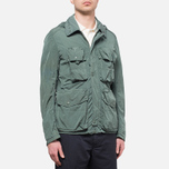 Мужская куртка C.P. Company Multi Pocket Mille Miglia Green фото- 0