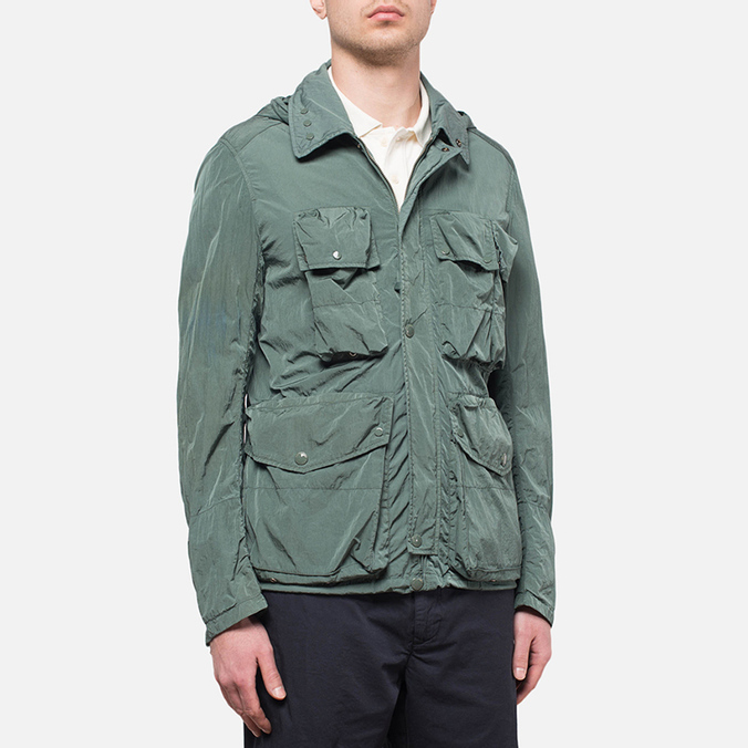 Мужская куртка C.P. Company Multi Pocket Mille Miglia Green