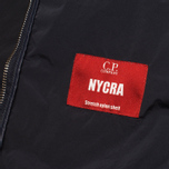 C.P. Company Nycra Nylon Goggle Jacket Navy photo- 9