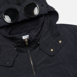 C.P. Company Nycra Nylon Goggle Jacket Navy photo- 2