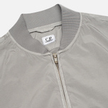 Мужская куртка C.P. Company Nycra Nylon MA1 Arm Lens Grey фото- 2