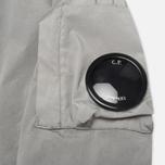 Мужская куртка C.P. Company Nycra Nylon MA1 Arm Lens Grey фото- 3