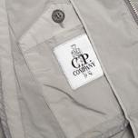 C.P. Company Nycra Nylon MA1 Arm Lens Jacket Grey photo- 5