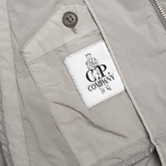 Мужская куртка C.P. Company Nycra Nylon MA1 Arm Lens Grey фото- 5