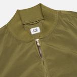 C.P. Company Nycra Nylon MA1 Arm Lens Jacket Military Green photo- 2