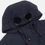 C.P. Company NYCRA Nylon Shell Goggle Jacket Navy photo- 1