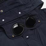 C.P. Company NYCRA Nylon Shell Goggle Jacket Navy photo- 2