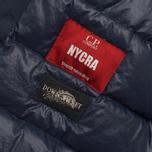 C.P. Company NYCRA Nylon Shell Goggle Jacket Navy photo- 6
