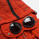 Мужская куртка C.P. Company NYCRA Nylon Shell Polar Fleece Lined Goggle Jacket Orange фото- 2