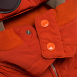 Мужская куртка C.P. Company NYCRA Nylon Shell Polar Fleece Lined Goggle Jacket Orange фото- 5