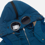 Мужская куртка C.P. Company NYCRA Nylon Shell Polar Fleece Lined Goggle Jacket Turquoise фото- 1