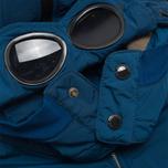 Мужская куртка C.P. Company NYCRA Nylon Shell Polar Fleece Lined Goggle Jacket Turquoise фото- 3