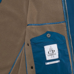 Мужская куртка C.P. Company NYCRA Nylon Shell Polar Fleece Lined Goggle Jacket Turquoise фото- 8