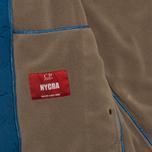 Мужская куртка C.P. Company NYCRA Nylon Shell Polar Fleece Lined Goggle Jacket Turquoise фото- 7