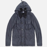 Мужская куртка C.P. Company NYSACK Nylon Cloth Goggle Jacket Navy фото- 0