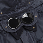Мужская куртка C.P. Company NYSACK Nylon Cloth Goggle Jacket Navy фото- 2