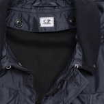 Мужская куртка C.P. Company NYSACK Nylon Cloth Goggle Jacket Navy фото- 3