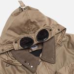 Мужская куртка C.P. Company NYSACK Nylon Cloth Goggle Jacket Sand фото- 1