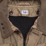 Мужская куртка C.P. Company NYSACK Nylon Cloth Goggle Jacket Sand фото- 3