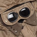 Мужская куртка C.P. Company NYSACK Nylon Cloth Goggle Jacket Sand фото- 2