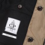 Мужская куртка C.P. Company NYSACK Nylon Cloth Goggle Jacket Sand фото- 8