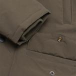 Carhartt WIP Anchorage Parka Jacket Cypress/Black photo- 3