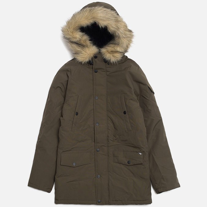 Мужская куртка Carhartt WIP Anchorage Parka Cypress/Black