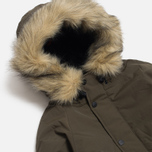 Carhartt WIP Anchorage Parka Jacket Cypress/Black photo- 1