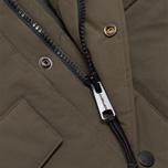 Carhartt WIP Anchorage Parka Jacket Cypress/Black photo- 5