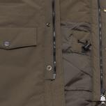 Carhartt WIP Anchorage Parka Jacket Cypress/Black photo- 6